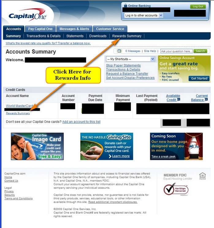 login to my capital one credit card capital one credit card overnight mailing address