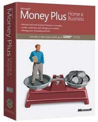 Free Small Business Accounting Software Microsoft Money Home and Business 1