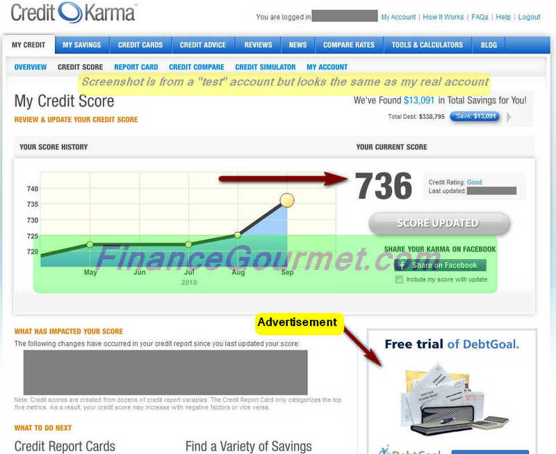 Contact number for credit karma