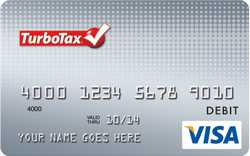 Turbo Tax Refund Card