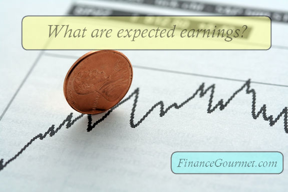 what are expected earnings