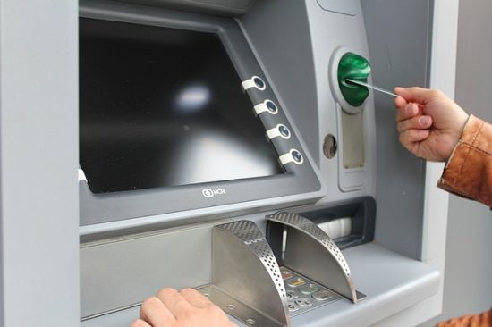 withdraw hsa debit card atm other