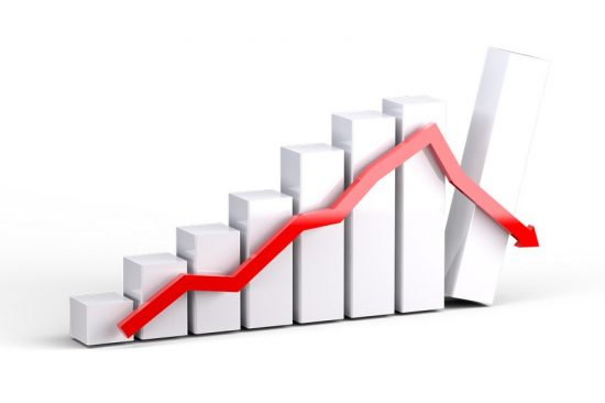 stock market price down facebook